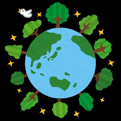 環境に投資しよう!